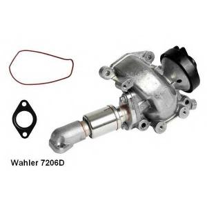 Клапан возврата ОГ 7206d wahler - MERCEDES-BENZ V-CLASS (638/2) вэн V 200 CDI (638.294)