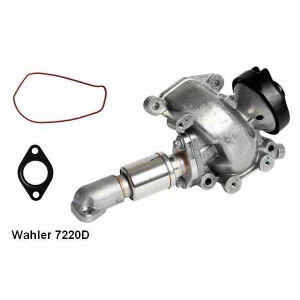 Клапан возврата ОГ 7220d wahler - MERCEDES-BENZ V-CLASS (638/2) вэн V 200 CDI (638.294)