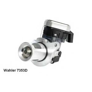 Клапан возврата ОГ 7353d wahler - MERCEDES-BENZ E-CLASS (W211) седан E 270 CDI (211.016)
