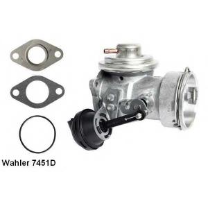 ������ �������� �� 7451d wahler - VW CADDY III ������ (2KA, 2KH, 2CA, 2CH) ������ 1.9 TDI