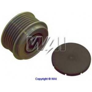 WAIGLOBAL 24-2483 Шків генератора інерційний