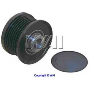 WAIGLOBAL 24-82114 Шків генератора інерційний