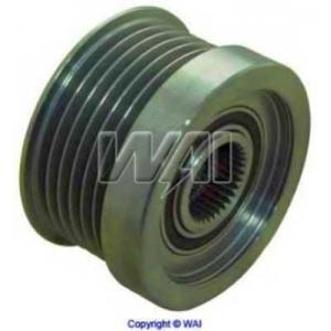 WAIGLOBAL 24-91104 Шків генератора інерційний