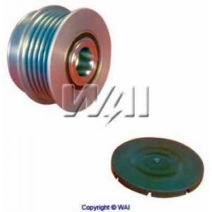 WAIGLOBAL 24-91256 Шків генератора інерційний