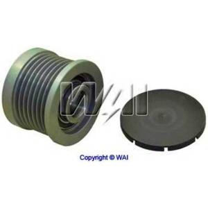WAIGLOBAL 24-91300 Шків генератора інерційний