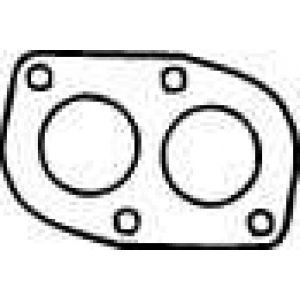 WALKER 80208 Exhaust seal