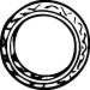 WALKER 82587 Кольцо глушителя