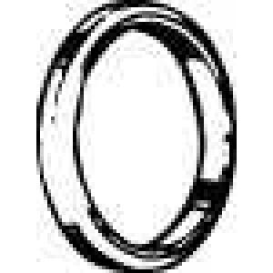 WALKER 84137 Прокладка, труба выхлопного газа