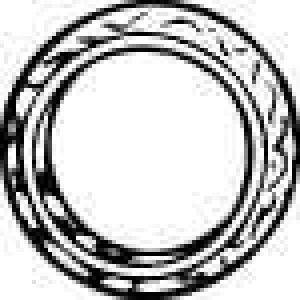 WALKER 86083 Кольцо глушителя