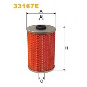 WIX FILTERS 33167E Фильтр топл. (TRUCK) 33167E/PM813/1 (пр-во WIX-Filtron)