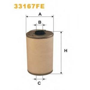 WIX FILTERS 33167FE Топливный фильтр