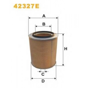 WIX FILTERS 42327E