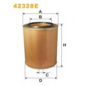 WIX 42328E Фильтр воздушный DAF 42328E/AM416 (пр-во WIX-Filtron UA)