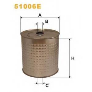 Масляный фильтр 51006e wix - MERCEDES-BENZ T2/L фургон/универсал фургон/универсал L 405 D