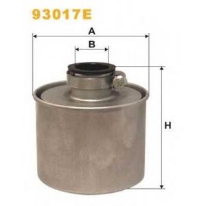 WIX FILTERS 93017E Фильтр воздушный 93017E/360 (пр-во WIX-Filtron)