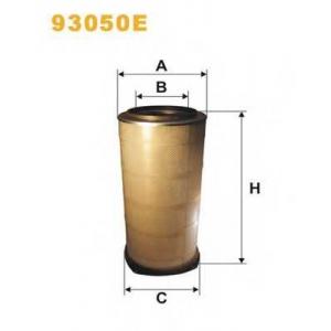 WIX FILTERS 93050E Фильтр воздушный 93050E/442/2 (пр-во WIX-Filtron) Распродажа