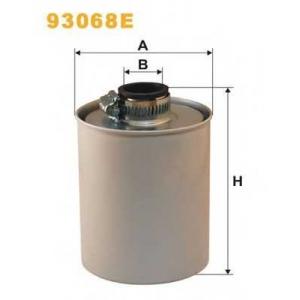 Фильтр, система вентиляции картера 93068e filtron - VOLVO FH 12  FH 12/340