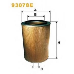 Воздушный фильтр 93078e filtron - MERCEDES-BENZ SK  1838,1838 L