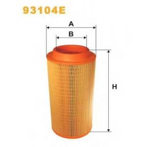 WIX 93104E Фильтр воздушный (AR 200/5)