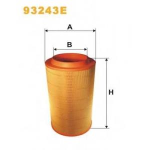 WIX 93243E Фильтр воздушный 93243E/AM447/6 (пр-во WIX-Filtron UA)