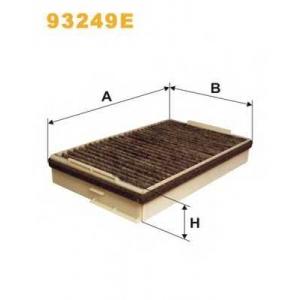 Фильтр, воздух во внутренном пространстве 93249e filtron - DAF CF 85  FA 85.340