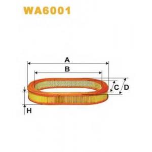 WIX WA6001
