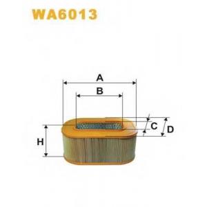 WIXFILTRON WA6013 Фільтр повітряний