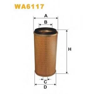 WIX FILTERS WA6117