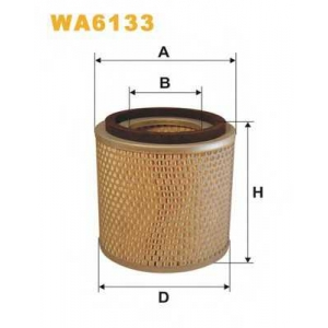 Воздушный фильтр wa6133 wix - VAUXHALL BRAVA пикап пикап 2.5 D 4x4 (TFS54)