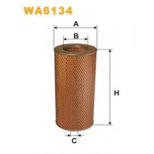 WIX FILTERS WA6134 Фильтр воздушный TOYOTA WA6134/AM453 (пр-во WIX-Filtron)