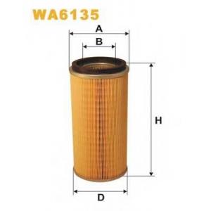WIX WA6135 Фильтр воздушный (AM 454)