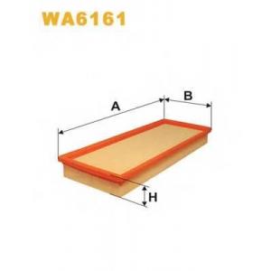 WIX WA6161 Фильтр воздушный FORD, VW AP002/WA6161 (пр-во WIX-Filtron UA)