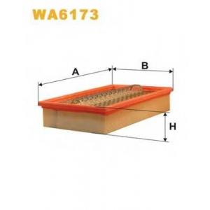 WIX WA6173 Фильтр воздушный MB AP010/1/WA6173 (пр-во WIX-Filtron UA)