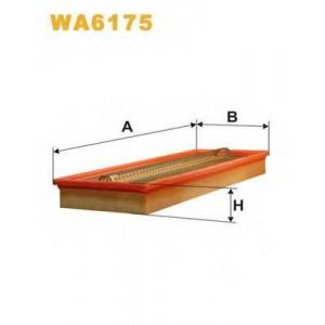 WIXFILTRON WA6175 Фільтр повітряний