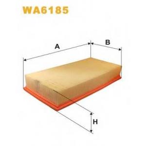 WIX WA6185 Фильтр воздушный CITROEN WA6185/AP021 (пр-во WIX-Filtron UA)