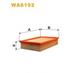 WIX WA6192 Фильтр воздушный BMW WA6192/AP028 (пр-во WIX-Filtron UA)