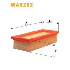 WIXFILTRON WA6202 Фільтр повітряний