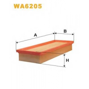 WIXFILTRON WA6205 Фільтр повітряний