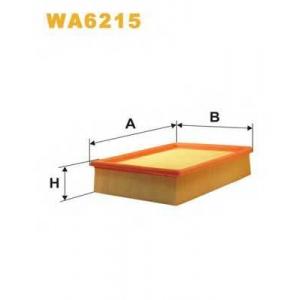 WIXFILTRON WA6215 Фільтр повітряний
