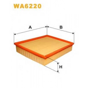 ��������� ������ wa6220 wix - OPEL OMEGA A (16_, 17_, 19_) ����� 3.0 (3000)