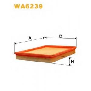 WIXFILTRON WA6239 Фільтр повітряний