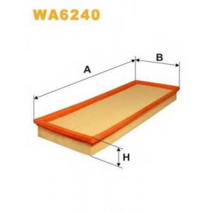 WIX WA6240 Фильтр воздушный FORD MONDEO WA6240/AP074 (пр-во WIX-Filtron UA)