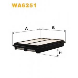 WIX FILTERS WA6251 Фильтр воздушный