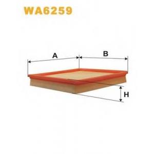 WIXFILTRON WA6259 Фільтр повітряний