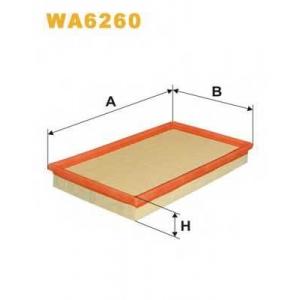 WIXFILTRON WA6260 Фільтр повітряний