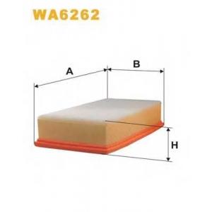Воздушный фильтр wa6262 wix - BMW 2500-3.3 (E3) седан 3.0 Si