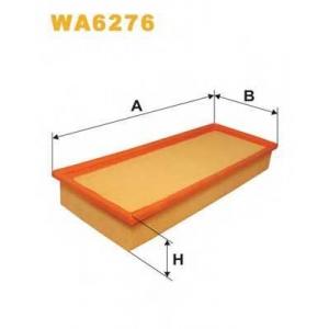 WIXFILTRON WA6276 Фільтр повітряний