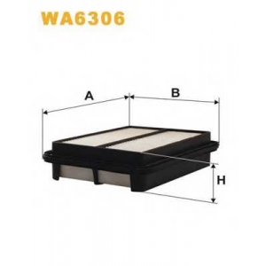 Воздушный фильтр wa6306 wix - TOYOTA STARLET (_P7_) Наклонная задняя часть 1.5 D (NP70L)