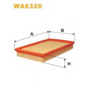 WIX WA6320 Запчасть