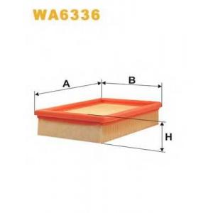 WIX FILTERS WA6336 Фильтр воздушный FORD WA6336/AP151/1 (пр-во WIX-Filtron)